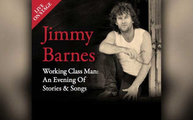 JIMMY BARNES - Entrevista / Interview
