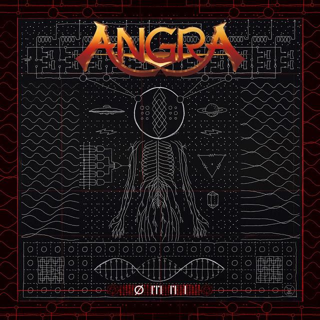 "ANGRA - Nuevo disco ""Ømni"" y adelanto"