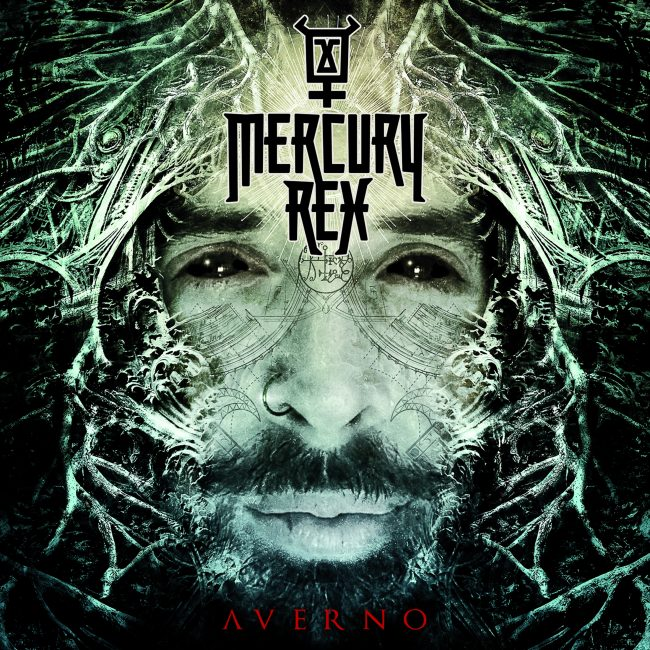 MERCURY REX - Averno (2017)