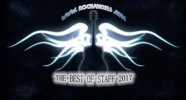 ROCK ANGELS TOP LIST 2017 / LO MEJOR DEL 2017