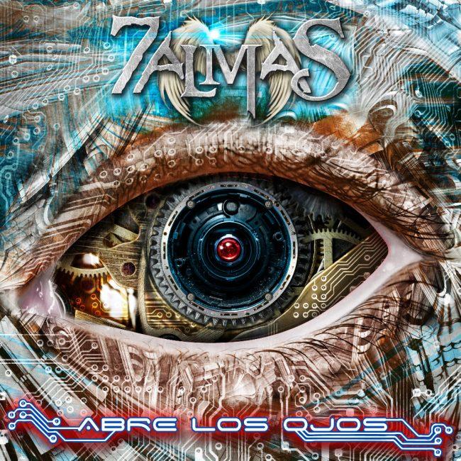 7 ALMAS - Abre los ojos (2018)