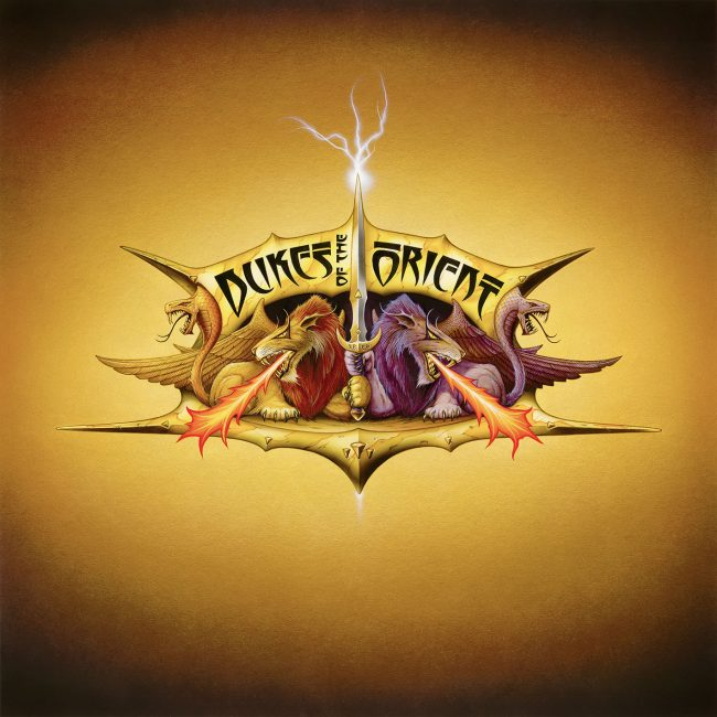 DUKES OF THE ORIENT – Dukes of the orient (2018)