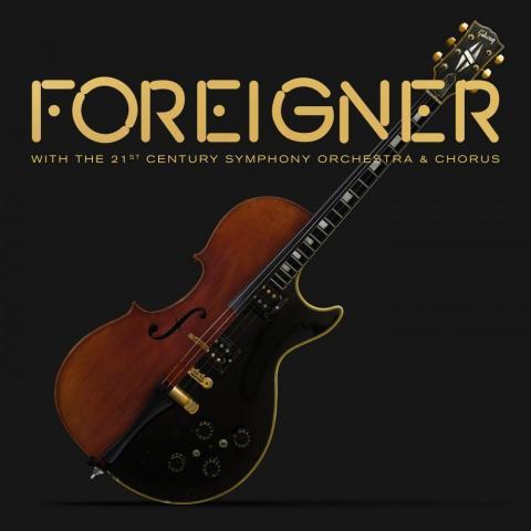 FOREIGNER edita directo con la 21st Century Symphony Orchestra & Chorus
