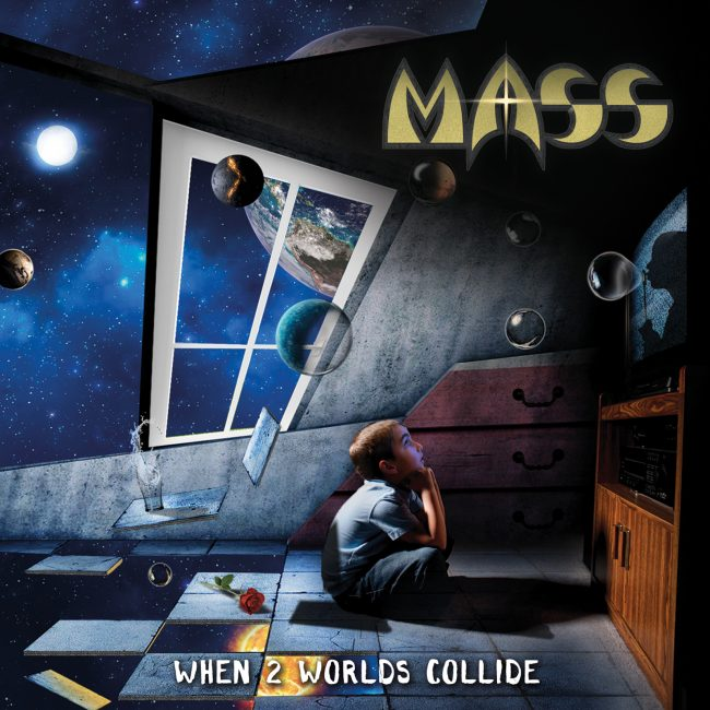 "MASS - Octavo álbum ""When 2 Worlds Collide"""