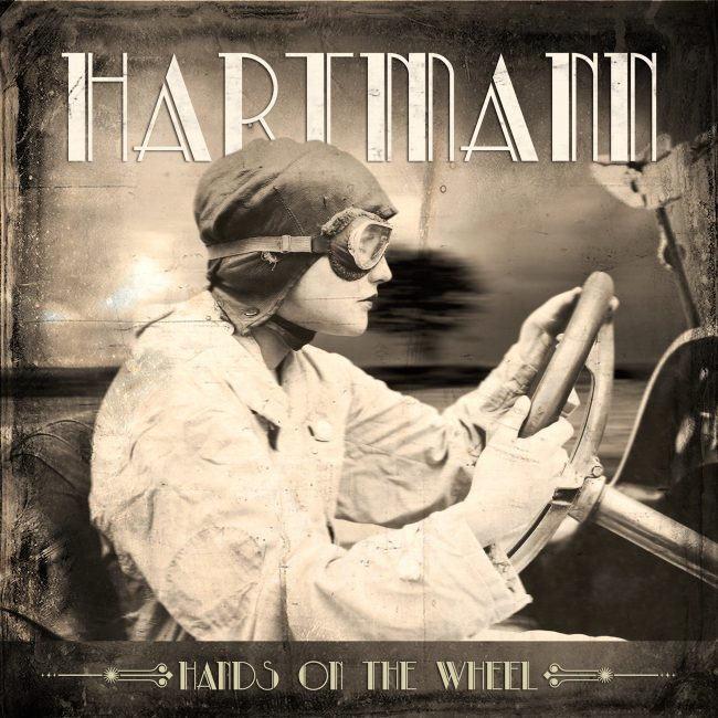 "HARTMANN - Nuevo disco ""Hands on the wheel"""
