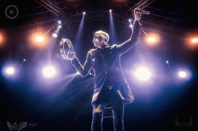 GARAGE SOUND FESTIVAL - Crónica Viernes 8 junio 2018