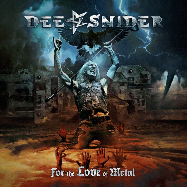 DEE SNIDER – For The Love Of Metal (2018)