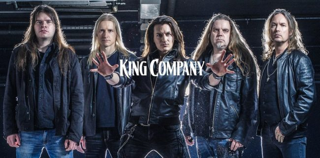 KING COMPANY - Entrevista / Interview - (ESPECIAL ZURBARÁN ROCK)