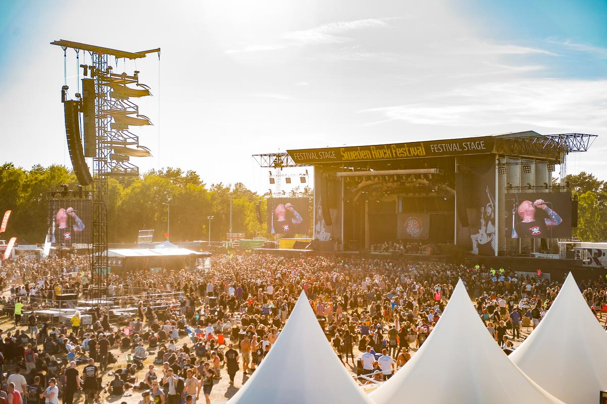 SWEDEN ROCK FESTIVAL 2018: Crónica