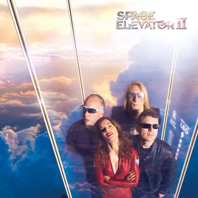 SPACE ELEVATOR- II (2018)