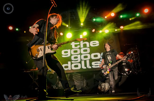 THE GOO GOO DOLLS - Crónica