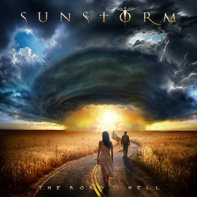 SUNSTORM - The road to hell (2018)