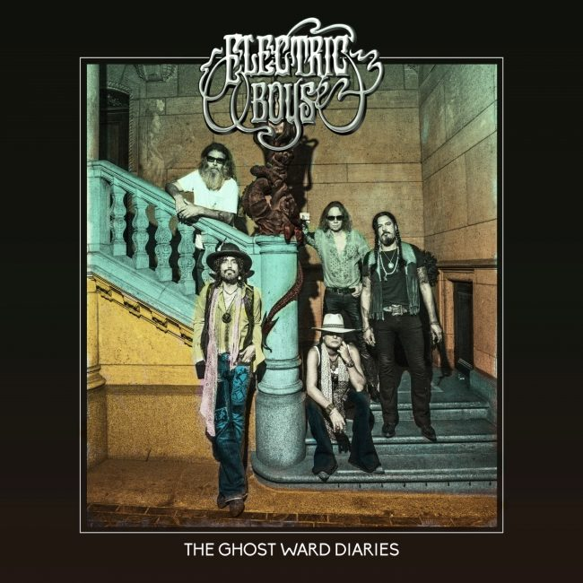 ELECTRIC BOYS – The Ghost Ward diaries (2018)