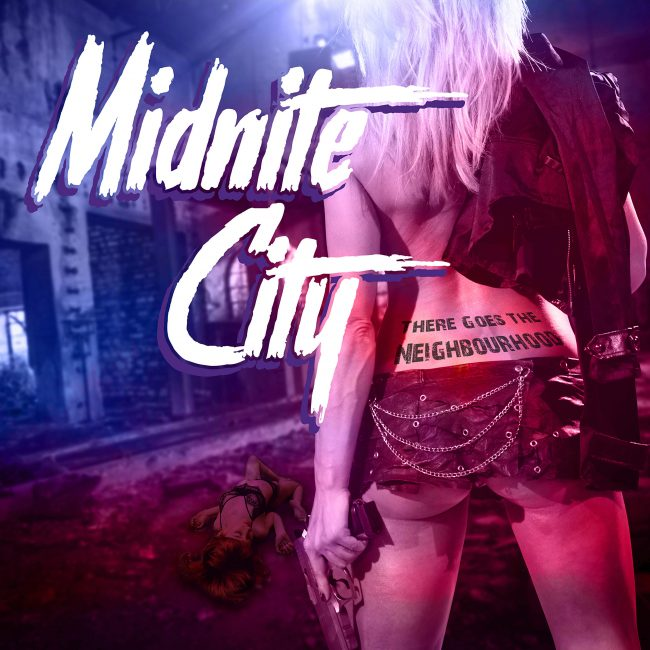 "MIDNITE CITY - ""There goes the neighbourhood"" (2018) review"