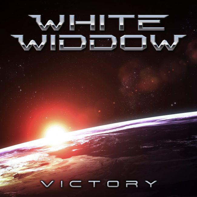 WHITE WIDDOW - Victory (2018) review