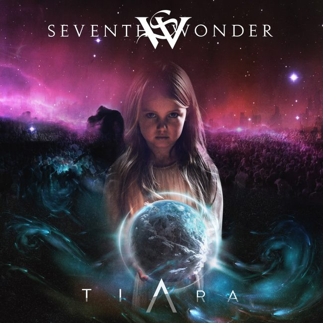SEVENTH WONDER – Tiara (2018) review