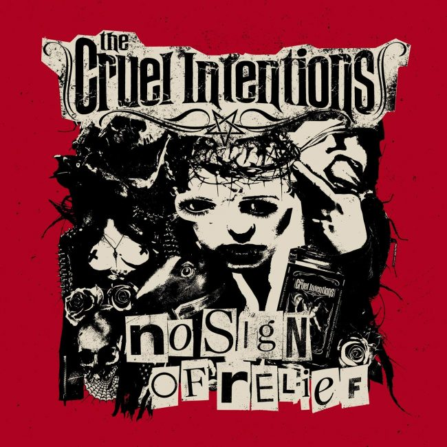 THE CRUEL INTENTIONS – No Sign Of Relief (2018) review