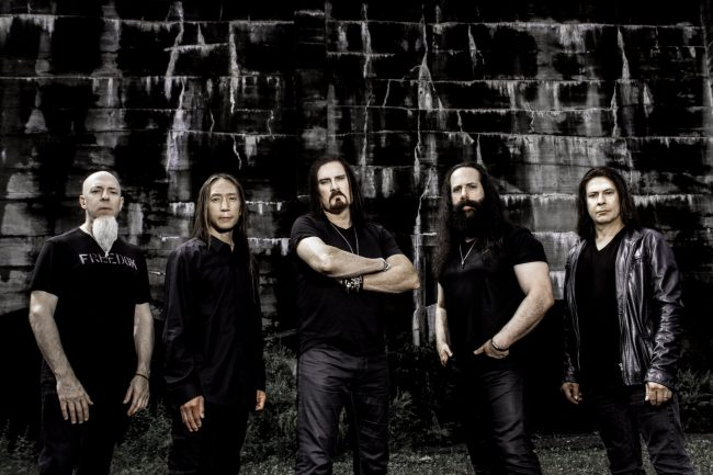 "DREAM THEATER - Nuevo disco ""Distance over time"""