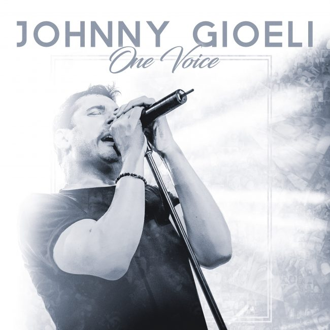 JOHNNY GIOELI - One voice (2018) review