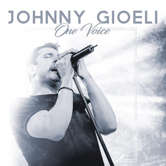 JOHNNY GIOELI – One voice (2018) review