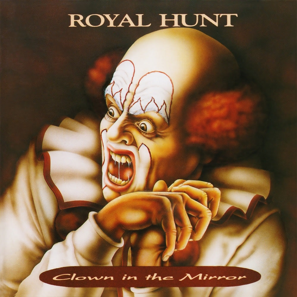 "ROYAL HUNT - Reedición digital ""Clown in the mirror"""