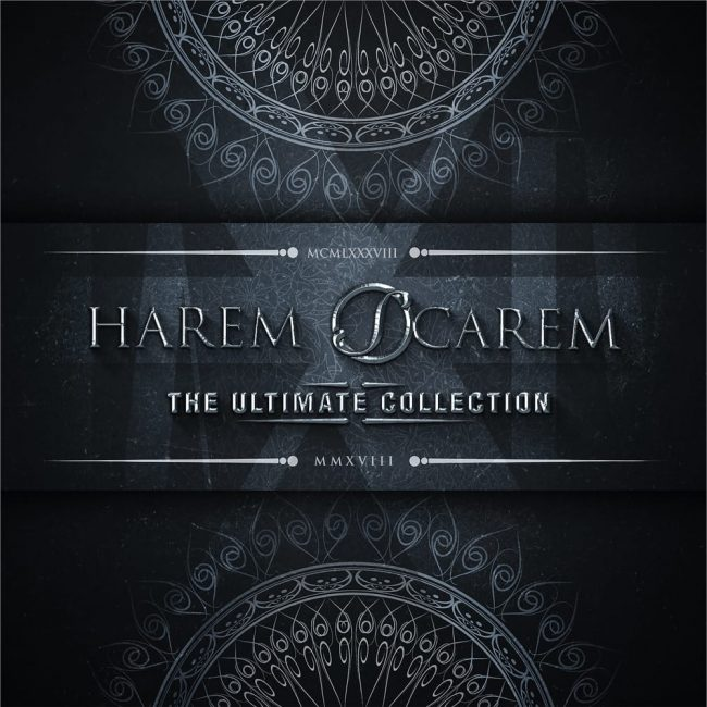"HAREM SCAREM - ""The Ultimate Collection Box Set"""
