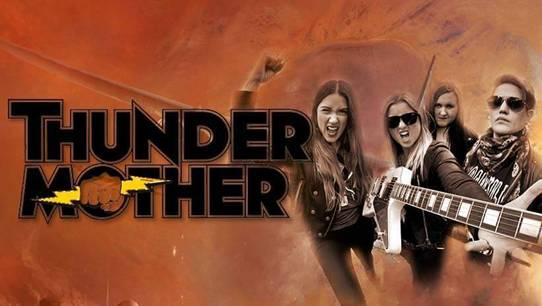 THUNDERMOTHER en concierto!