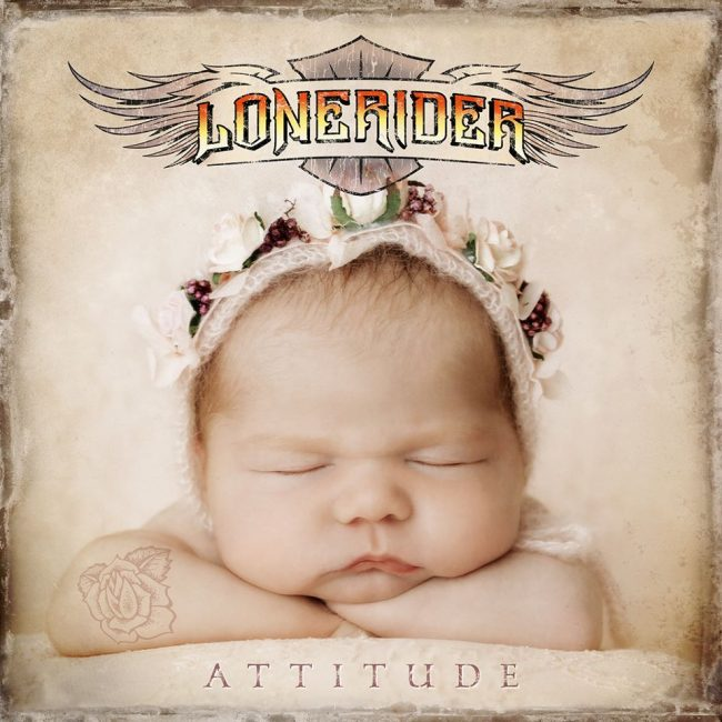 LONERIDER - Attitude (2019) review