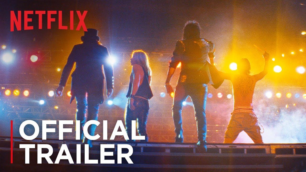 """MÖTLEY CRÜE – Trailer de """"The Dirt"""""""
