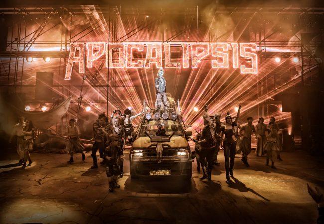 APOCALIPSIS - La opera rock del Circo de los Horrores