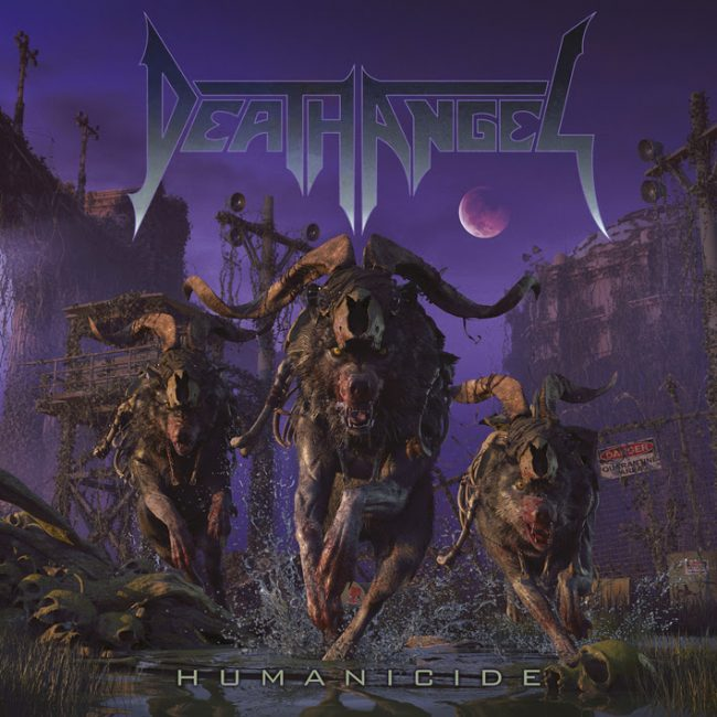 DEATH ANGEL – Humanicide (2019) review
