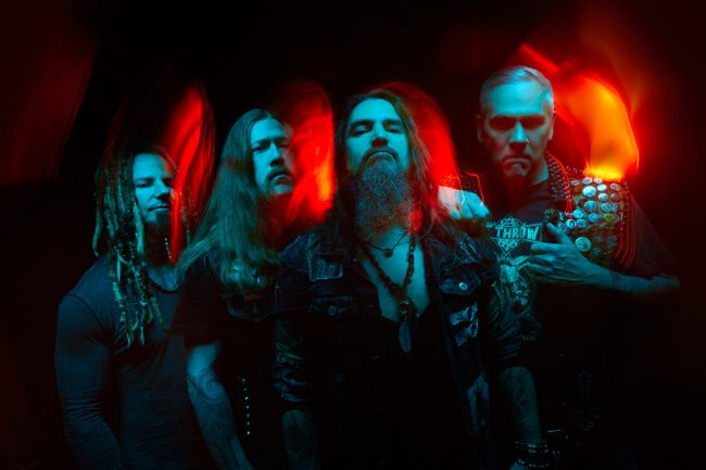 "MACHINE HEAD celebra el 25 aniversario de ""Burn My Eyes"""