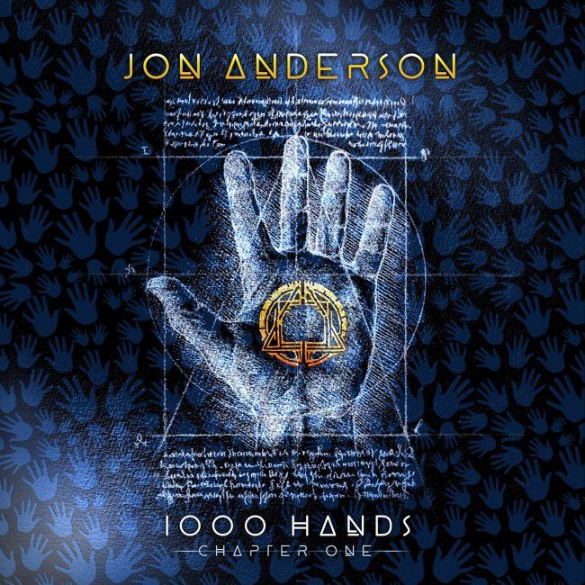 """JON ANDERSON - Álbum en solitario """"1000 hands"""""""