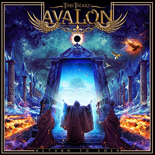 "TIMO TOLKKI'S AVALON - Nuevo álbum ""Return to eden"""