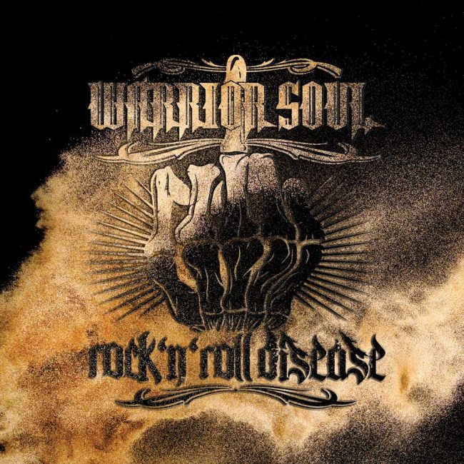"WARRIOR SOUL - Nuevo álbum ""Rock n' Roll Disease"""