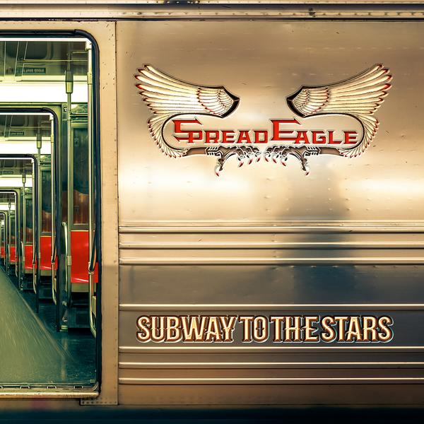 "SPREAD EAGLE - Nuevo álbum ""Subway to the stars"""