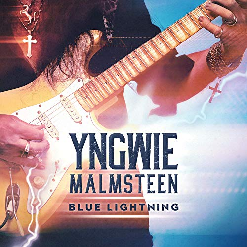 YNGWIE MALMSTEEN - Blue Lightning (2019) review