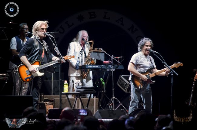 HALL & OATES – Crónica Noches del Botánico 2019