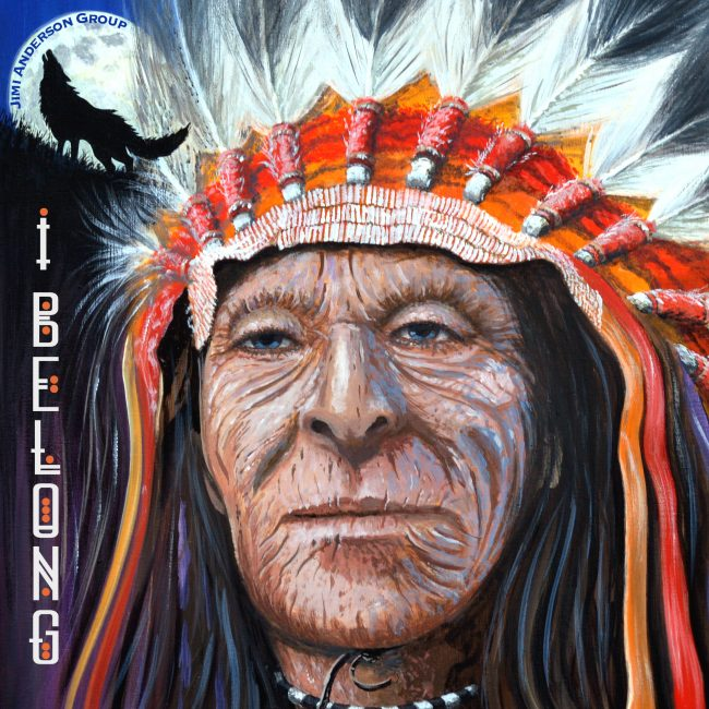 JIMI ANDERSON GROUP – I Belong (2019) review