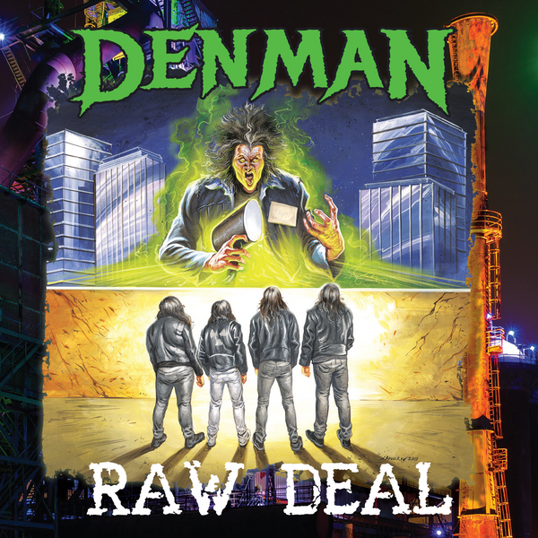 DENMAN – Raw deal (2019) review
