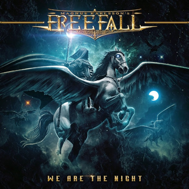 MAGNUS KARLSSON´S FREEFALL – We are the night (2020) Review