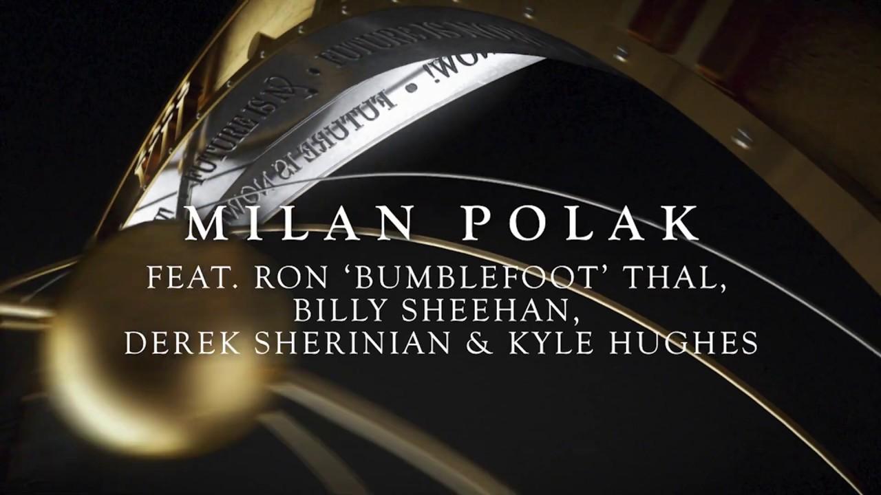 MILAN POLAK – Nuevo single benéfico junto a miembros de SONS OF APOLLO