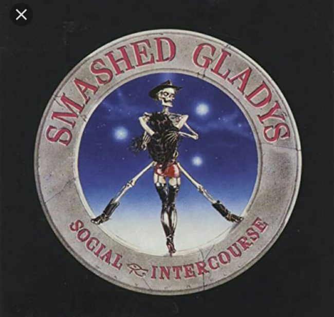 SMASHED GLADYS – Social Intercourse (1988) Review