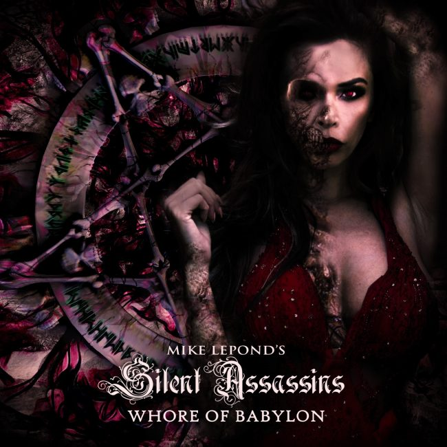 MIKE LEPOND'S SILENT ASSASSINS – Whore of Babylon (2020) Review