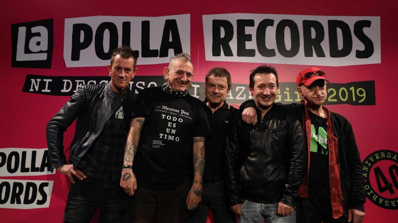 Una leyenda del punk: La Polla Records