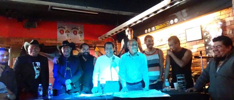 """Con tinte rockero Festival """"Neza Ciudad de Todos"""""""