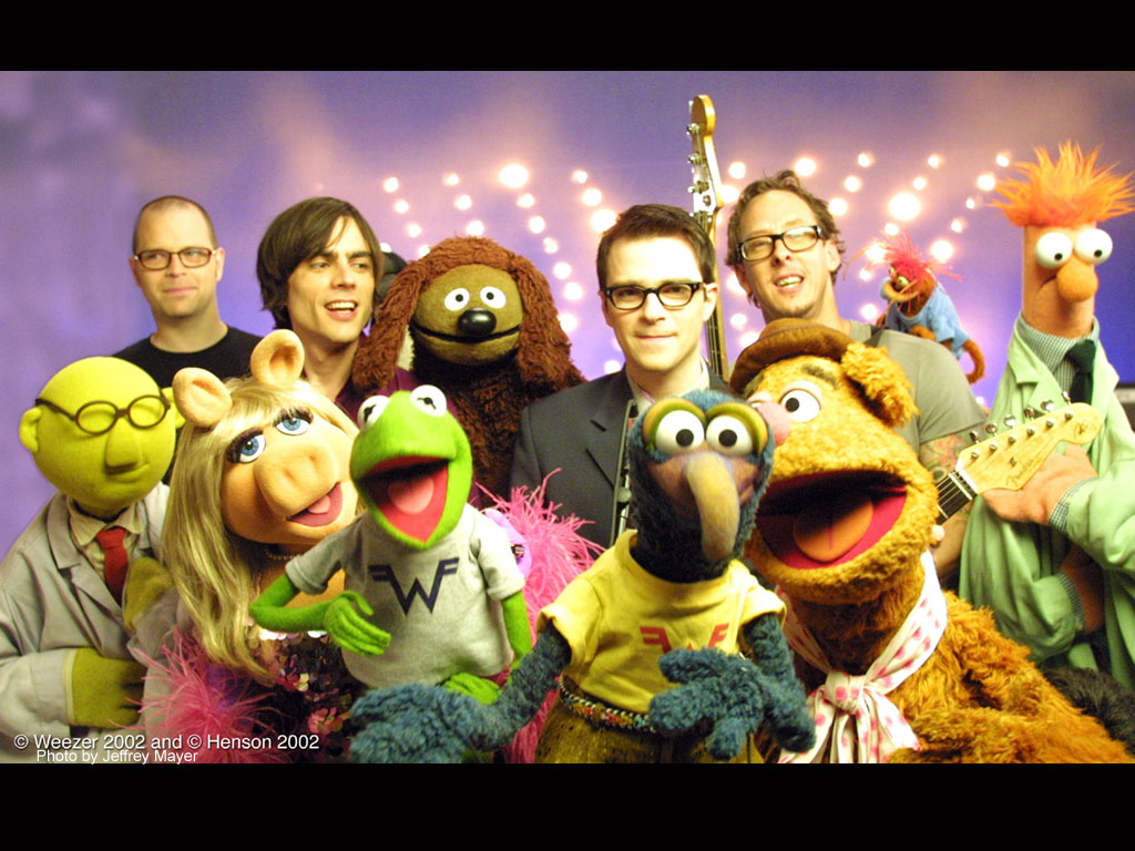 Muppets-with-Weezer-the-muppets-77643_1024_768