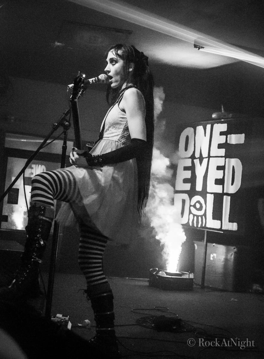 Kimberly Freeman of One-Eyed Doll