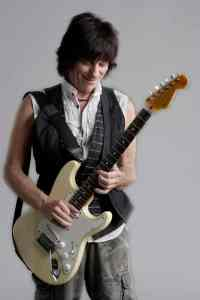 Jeff Beck. Photo: Rob Simeon