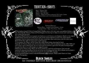 Ad for Black Smiles